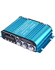 XUDONGING Stereophony Digital Play Power Amplifier with Remote Control, Support MP3 / SD/USB/FM/CD/VCD / MP3