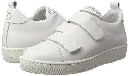 Kim Weiß Goldmud atlanta White Basse Sneaker Donna 6BHBxwqaO