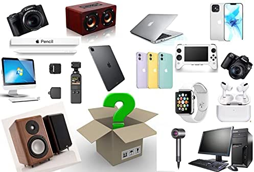 Lucky Box Mystery Boxes Mystery Electronic Blind...