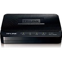 TP-Link ADSL2+ Modem, Up to 24Mbps Downstream Bandwidth, 6KV Lightning Protection (TD-8616)