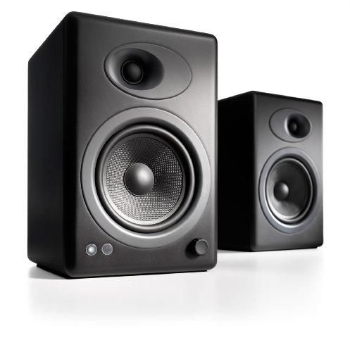Audioengine A5+ Black 100 W 2.0 Channel Speakers