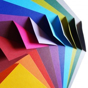 Origami Paper 100 sheets | Complementary Colour Collection