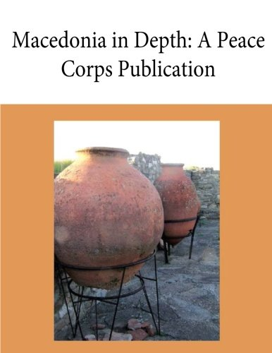 Macedonia in Depth: A Peace Corps Publication