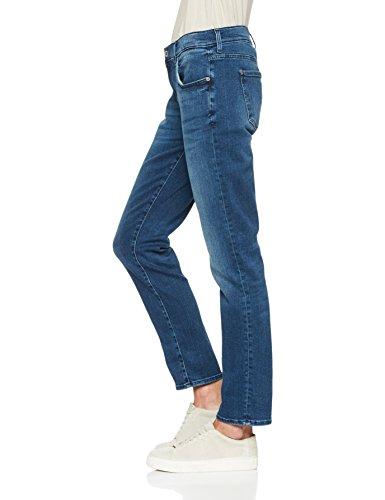 All Boyfriend Donna Mankind Seven Relaxed Blu blue Sagl 0wu Skinny Jeans For International Depth Spqq58w