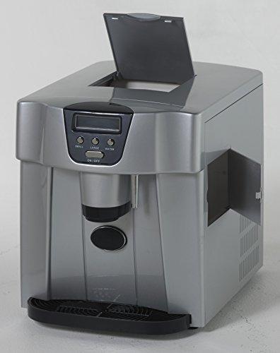 Avanti WIMD332PC-IS Portable Counter Top Ice Maker, Platinum