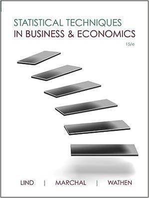15e in and techniques economics statistical pdf business