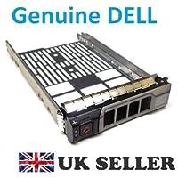 "Genuine Original Dell PowerEdge SAS SATAu Hot Swap Hard Drive Caddy Tray 3.5"" , Dell P/N : F238F , FREE DELIVERY"