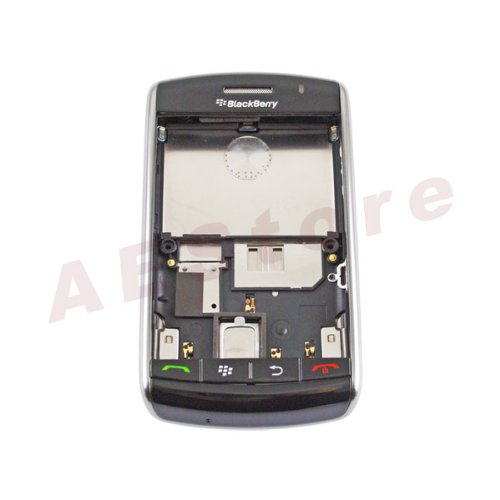Storm Battery Blackberry Cover - Blackberry Storm 9500 9530 Housing Cover Case Original OEM WITH Battery Door