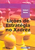 capa de Licoes De Estrategia No Xadrez