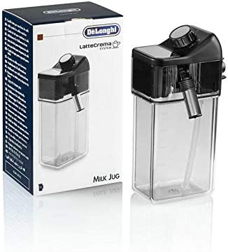 Delonghi - Jarra de leche LatteCrema DLSC018 para cafetera ...