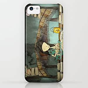 Society6 - Monsters, Mermaids, Castles And Kings iPhone iPod Case by Soju Shots BY supermalls