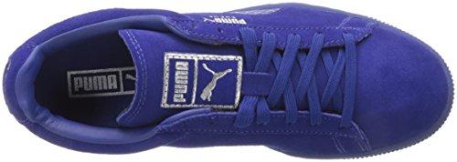 Fashion Men's Mono Blue puma Sneaker Suede Mazarine Reptile Silver Puma Classic dXwFxgqaa