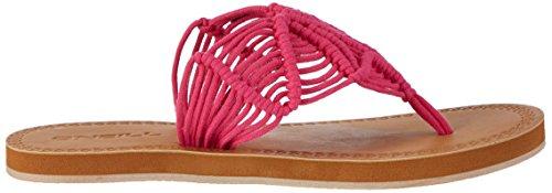 O'Neill Fw Crochet - Tira de tobillo Mujer Pink (Beetroot Purple)
