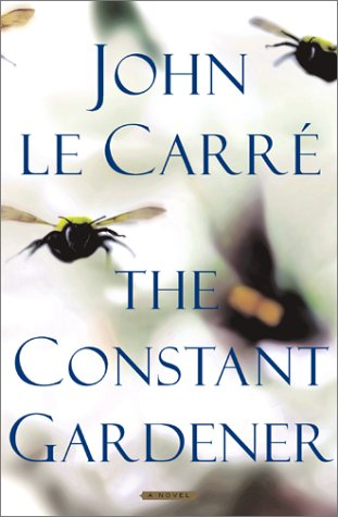 book cover of The Constant Gardener