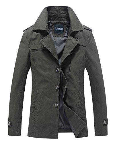 Lega Mens Cotton Jacket Outdoor product image