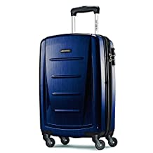 Samsonite Luggage Winfield 2 Fashion 20-Inch Carry-on Spinner