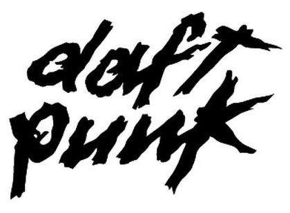 (Daft Punk Rock Band - Sticker Graphic - Auto, Wall, Laptop, Cell, Truck Sticker for Windows, Cars, Trucks)