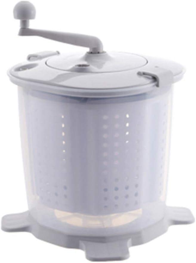WBLin Lavadora Manual No Eléctrica Portátil Capacidad De 2 Kg Lavadora De Arranque Manual Secadora Ecológica Lavadora Manual para Apartamento