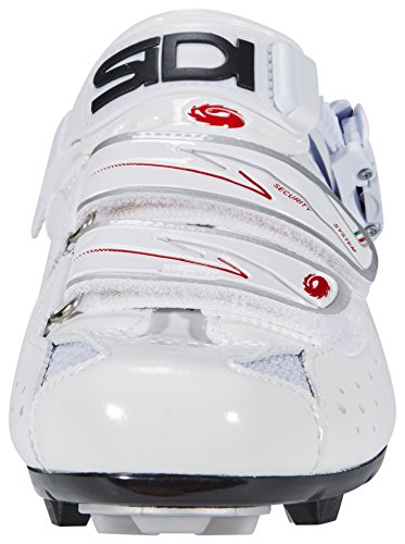 Sidi Eagle 5 Fit MTB-Scarpe da Mountain Bike, da donna, colore: bianco, 2016-Scarpe da Mountain Bike Bianco