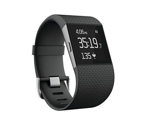 Fitbit Surge Fitness Superwatch, Black, Small (US Version) by Fitbit (Image #2)