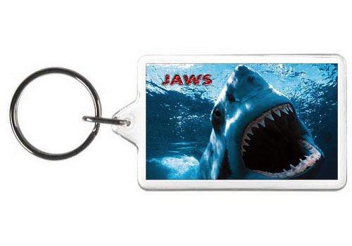 Horror Key (Jaws Keychain Horror Movie Key Tag)