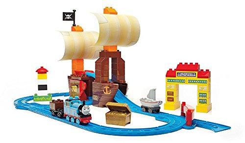 Mega Bloks Thomas & Friends Sodor's Legend of the Lost Treasure Building Set