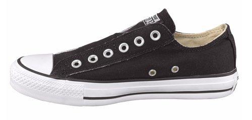 Converse Chucks Schuhe All Star 1V019 Slipper Slip Farbe: Black