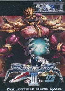 Fighting System Ufs Card Game - Universal Fighting System Soul Calibur Soul Area Theme Deck