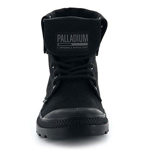 Palladio Damen Larghi Bassa Lp Fornitura Hohe Sneaker Nero