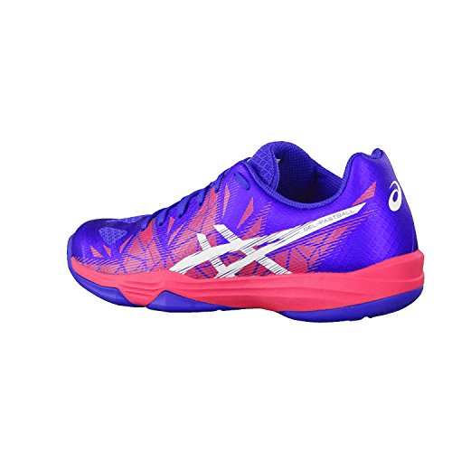 blue Handball Asics Gel Women's Shoes pink Fastball white 3 wIYwrZq