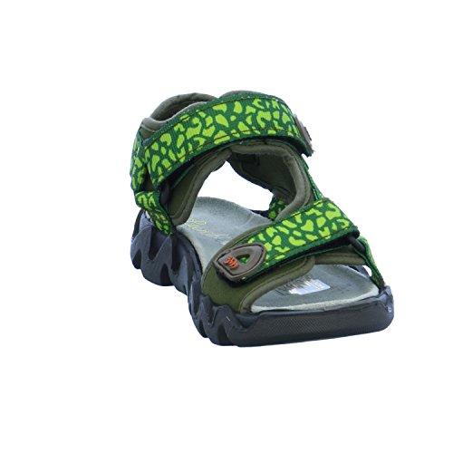 Olly Olive 25120 Tec Lurchi Grün Sandale 36 33 Buk Weit R0wd4Bq
