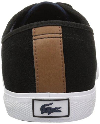 Mens Lacoste Rene 317 1 Chaussure Noir