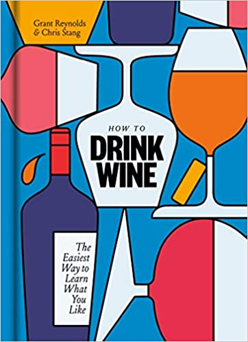 How to Drink Wine book