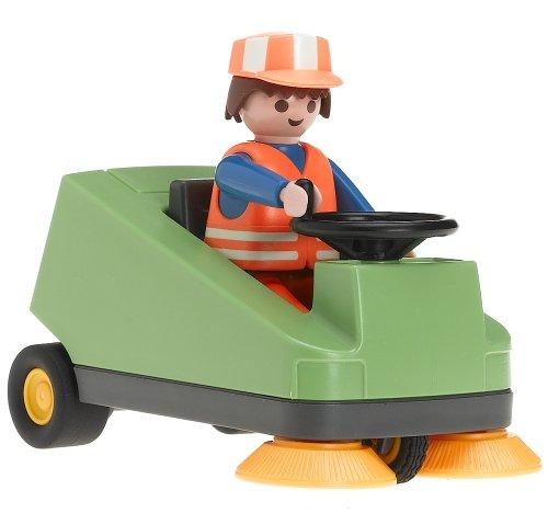 Playmobil Street Sweeper 3790