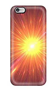 iphone 4/4s Case Cover Sun Rays Case - Eco-friendly Packaging