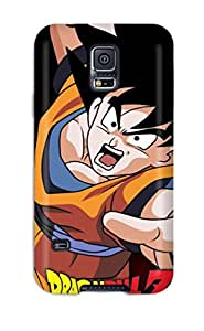 Durable Dbz Goku Back Case/cover For Galaxy S5