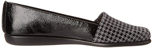Aerosoles Women's Mr Softee Slip-On Loafer Black Hounds Tooth outlet latest collections LrWO0d