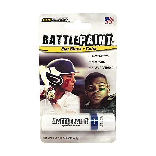EyeBlack Blue BattlePaint Eye Black Grease ()