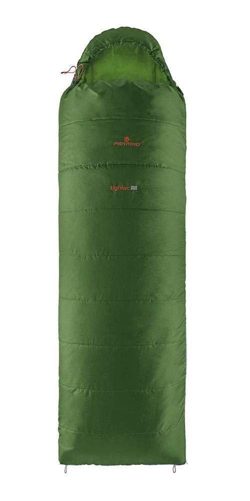 Ferrino SLEEPINGBAG LIGHTEC SSQ 950 SX Saco de Dormir Tiempo Libre y Senderismo Unisex Adulto, Verde (Green), Talla Única: Amazon.es: Deportes y aire libre