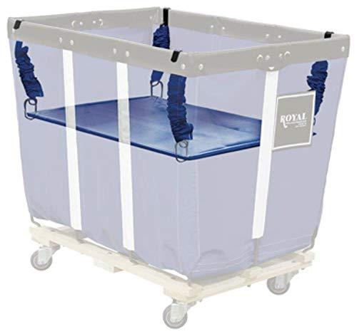 Royal Basket Trucks Spring Lift, 24 x 36, 16 Bushel, Vinyl/Steel, ()