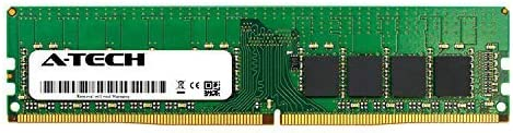 DDR4 PC4-21300 2666Mhz ECC Unbuffered UDIMM 2Rx8 AT316764SRV-X1U1 Server Specific Memory Ram A-Tech 16GB Module for Dell Precision 3430 Small Form Factor