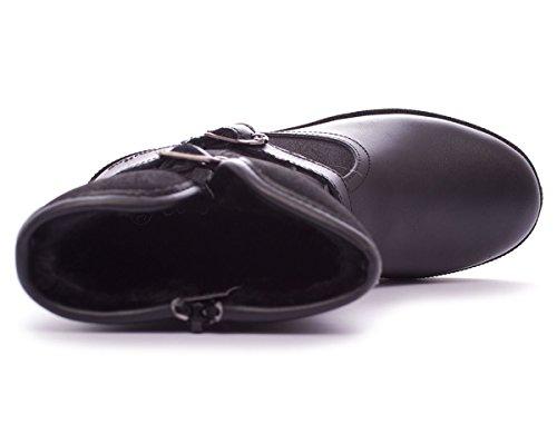 Conguitos Napa mädchen, leder, klassische stiefel
