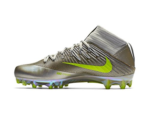 Cleats Untouchable Platinum Vapor Volt 2 NIKE Pale Men's Football mtlc Grey Volt Grey Xq6wgAZxE