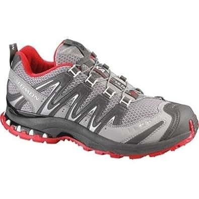 Salomon Women's Xa Pro 3D Ultra 2 Running Sneakers,Gray,10 D