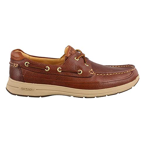 SPERRY Men's, Gold Ultralite ASV Boat Shoes Cognac 12 M
