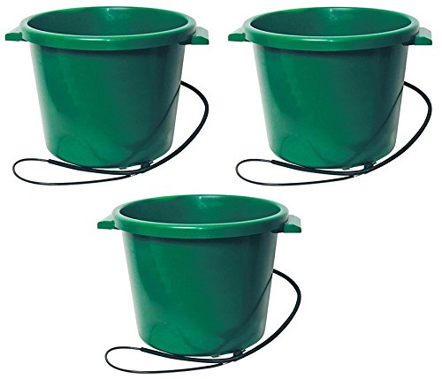 Farm Innovators HT-200 16 Gallon Heated Water Tub - Quantity 3 by Farm Innovators
