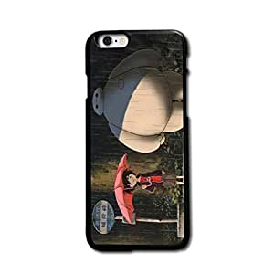 """Tomhousomick Custom Design Cute Big Hero Baymax Case Cover for iPhone 6 Plus 5.5 inch 5.5"""" Say: Hello ,I'm Baymax.What's your pain level."""
