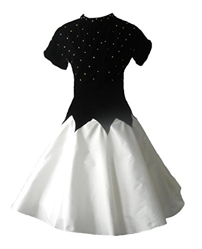 1950s Vintage Style Pin Up Rockabilly Party Dress by Adley & Company