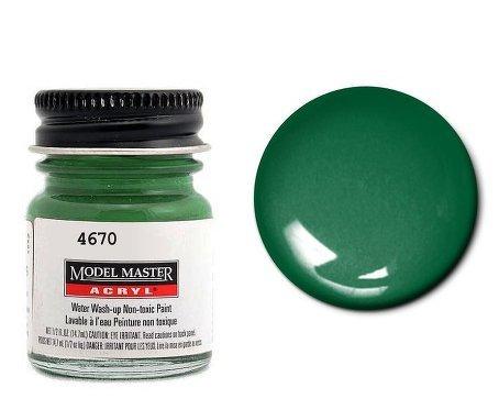 - Testors Model Master Acrylic Gloss Dark Green Pearl
