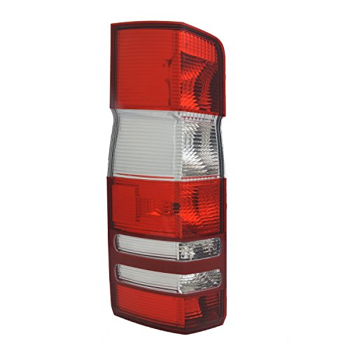 (CPP Left Driver Side Tail Light Tail Lamp for 2010-2014 Mercedes-Benz Sprinter)